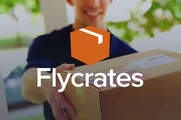 Flycrates - International Amazon Shipping